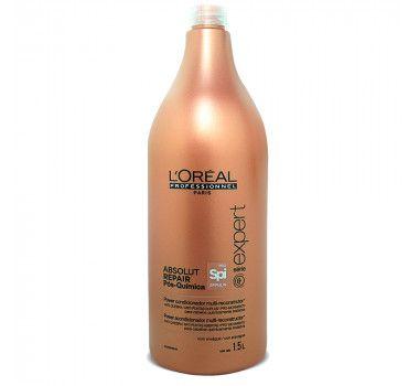 Condicionador Absolut Repair Pós Química 1,5L -L'Oréal  - Beleza Outlet