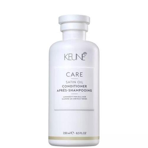 Condicionador Care Satin Oil 250ml  Keune