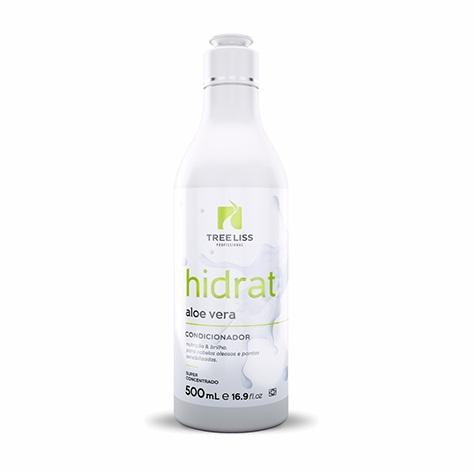 Condicionador Hidrat Aloe Vera 500ml  Tree Liss