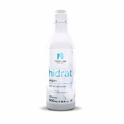 Condicionador Hidrat Argan 500ml -Tree Liss