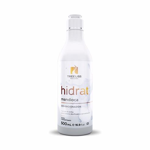 Condicionador Hidrat Mandioca 500ml  Tree Liss