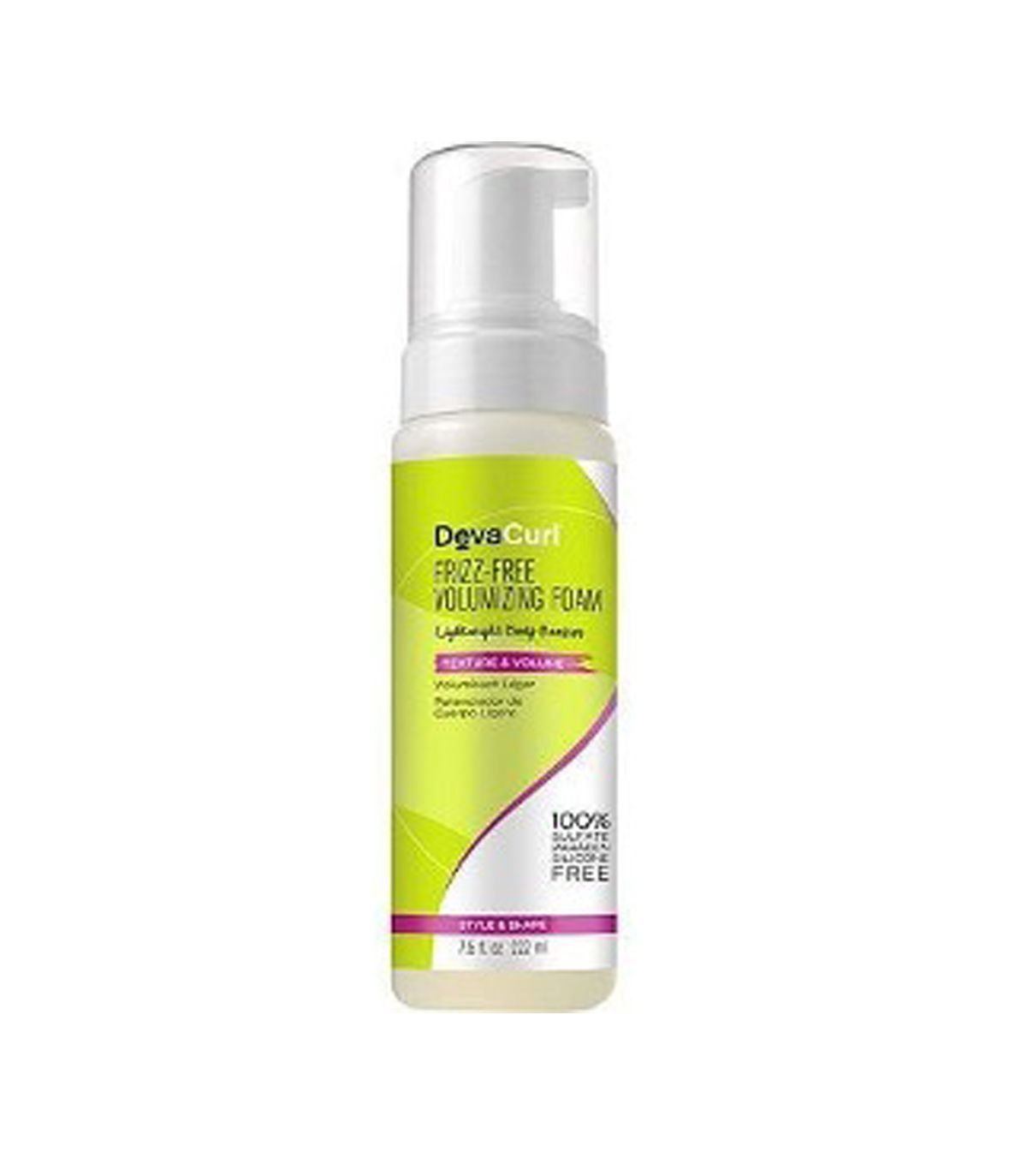 Frizz-Free Volumizing Foam DevaCurl 150ml