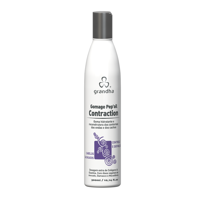 Gomage Pepoil Contraction 300ml -Grandha