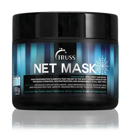 Máscara Net Mask 550g -Truss