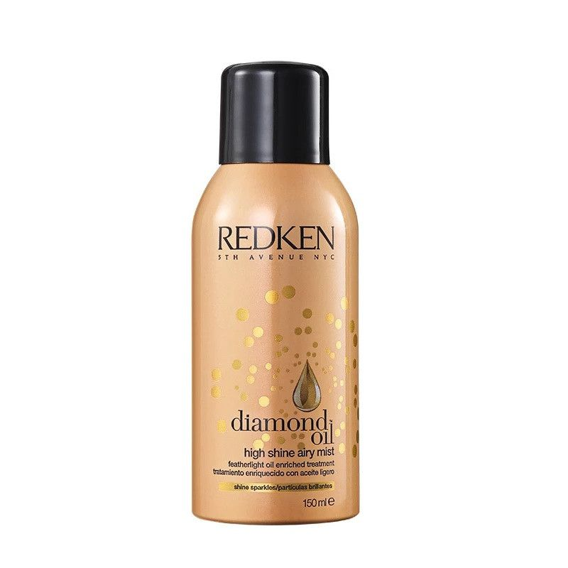Sérum High Shine Airy Mist Diamond Oil 150ml – Redken  - Beleza Outlet