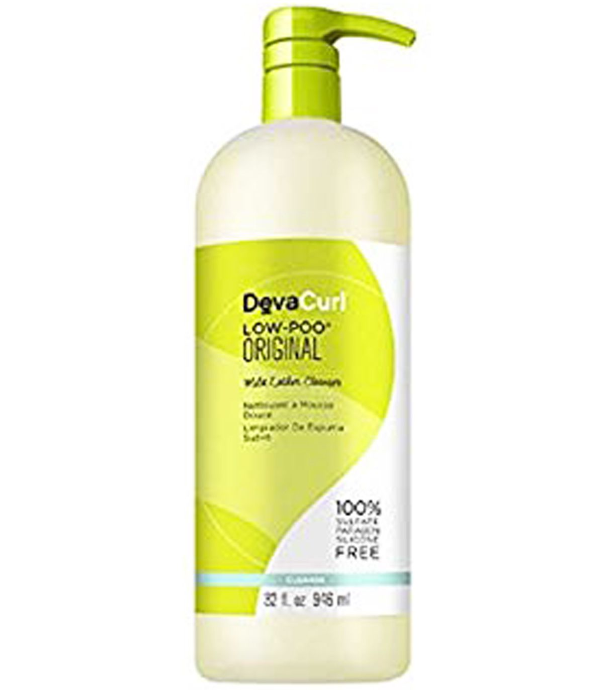 Shampoo Deva Low-Poo 1000 ml  - Beleza Outlet