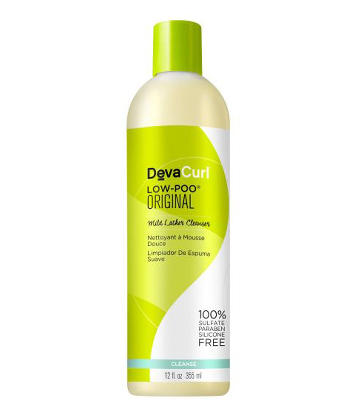 Shampoo Deva Low-Poo 355 ml