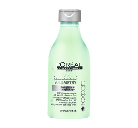 Shampoo Volumetry 250ml -L'Oréal  - Beleza Outlet