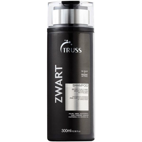 Shampoo Zwart 300ml -Truss