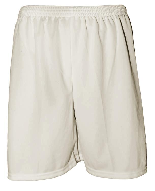 Uniforme Esportivo com 12 camisas modelo Milan Royal/Branco + 12 calções modelo Madrid Branco + Brindes