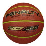 Bola de Basquete Feminino Profissional Penalty 6.8 Crossover IX