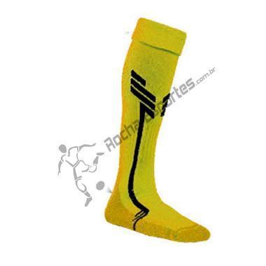 Meião Especial Amarelo Preto - Kanxa e7cd5ec097b38