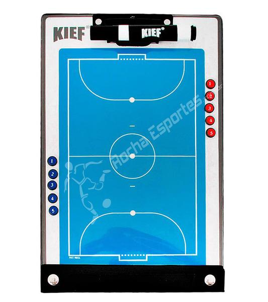 db3c8e058b Prancheta Tática Magnética Futsal - KIEF