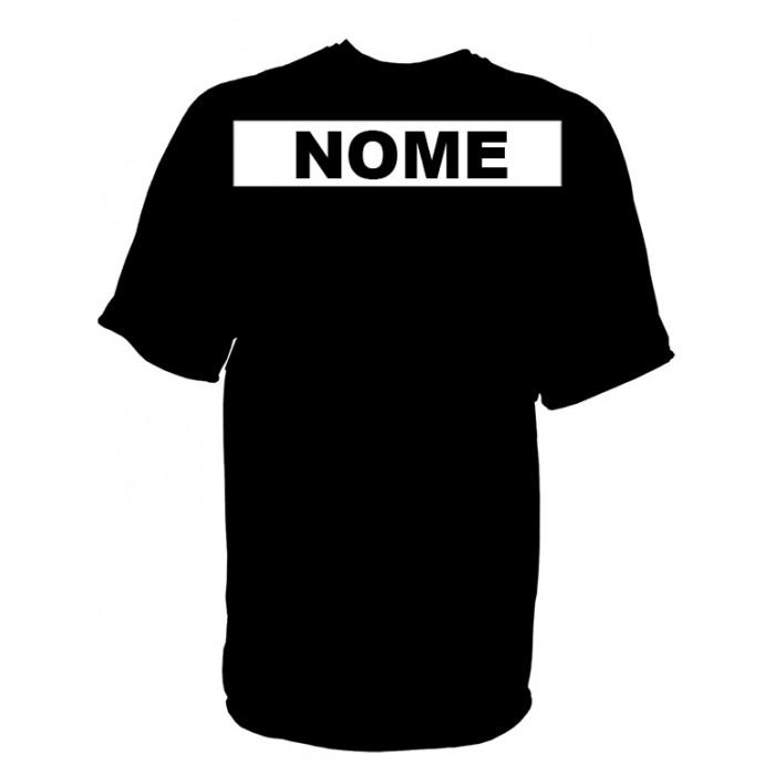 Personalização do Nome do Time  - 15 camisas