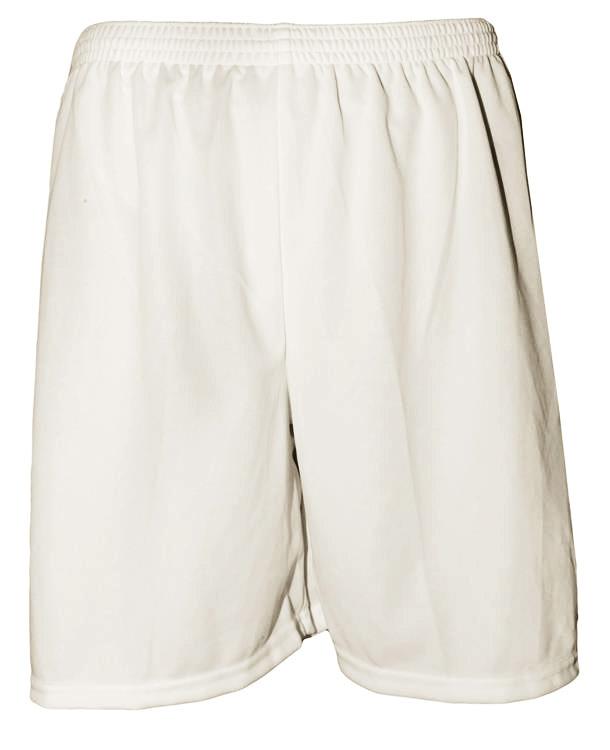 Uniforme Esportivo com 14 camisas modelo Palermo Branco/Royal + 14 calções modelo Madrid + 1 Goleiro + Brindes
