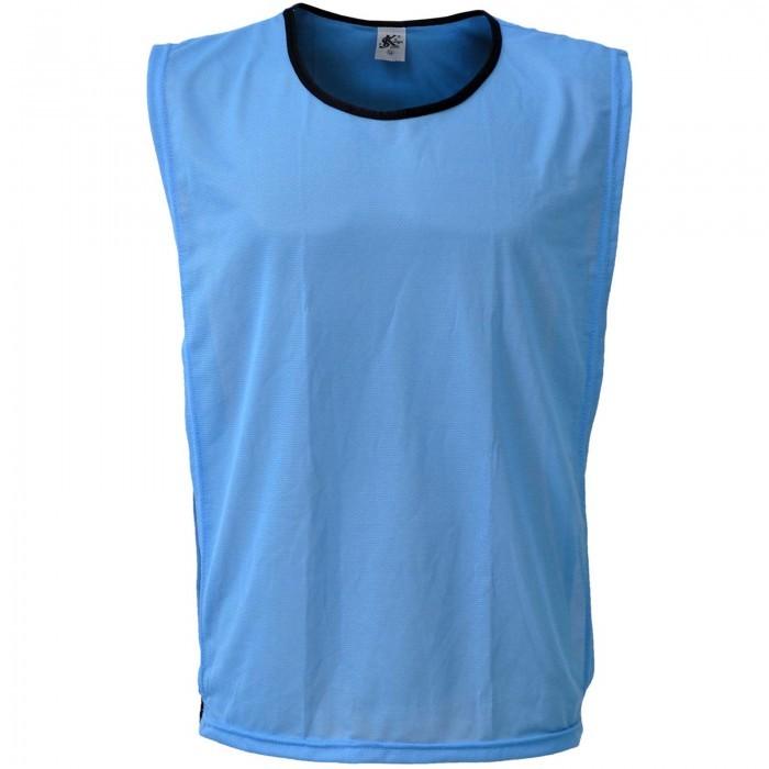 Colete Esportivo de Treinamento com Viés e Elástico - Cor Azul Celeste -  Kanga 0daef9a755d22