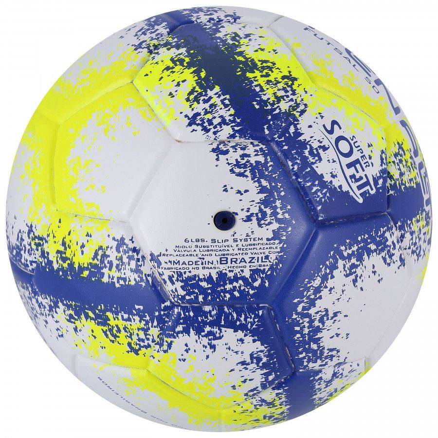 Bola de Futsal Penalty RX 50 R3 Sub-9 Ultra Fusion VIII
