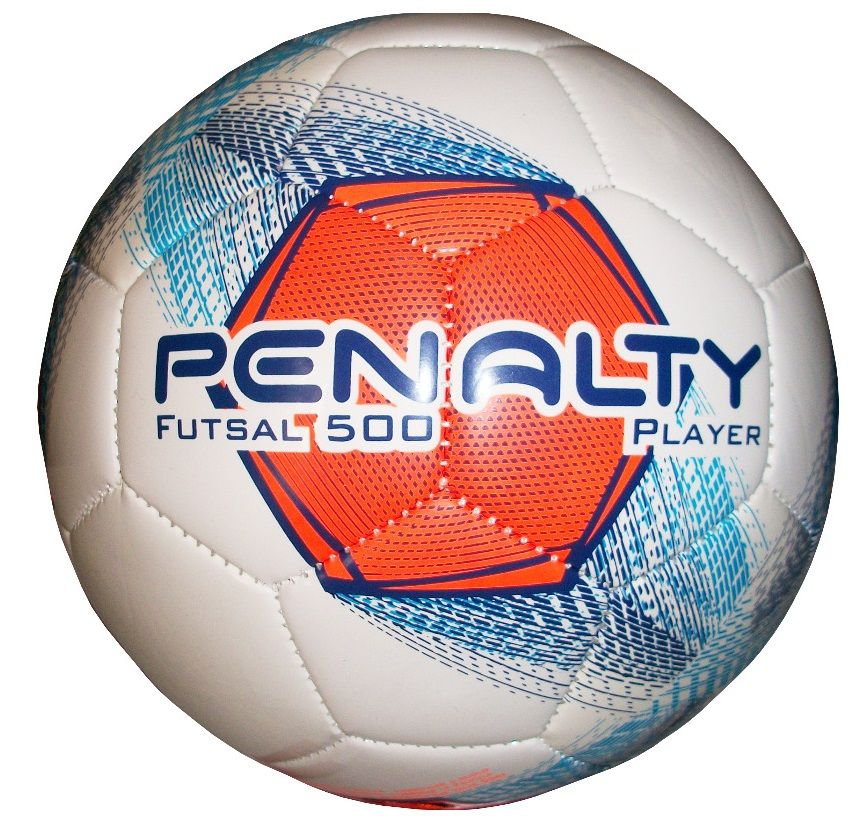 3a40a3a487 Bola de Futsal Player 500 VIII Costurada - Penalty