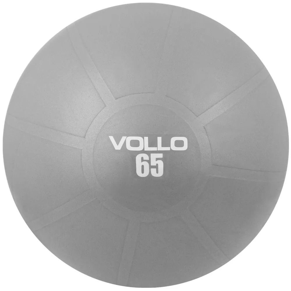 Bola de Ginástica Gym Ball 65cm - Vollo