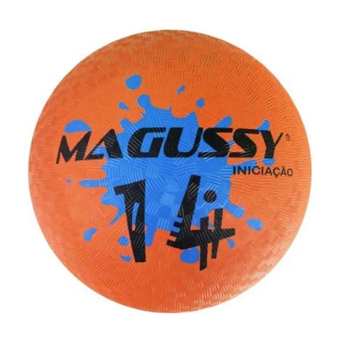 Bola Iniciação de Borracha Magussy Tamanho 14