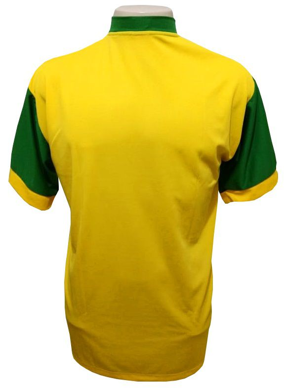 Camisa do Brasil modelo Torcedor - S/N - Lambra
