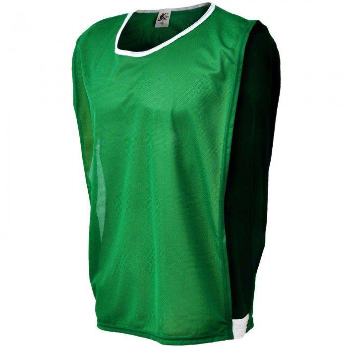 Colete Esportivo de Futebol - Cor Verde - Kanga Sport