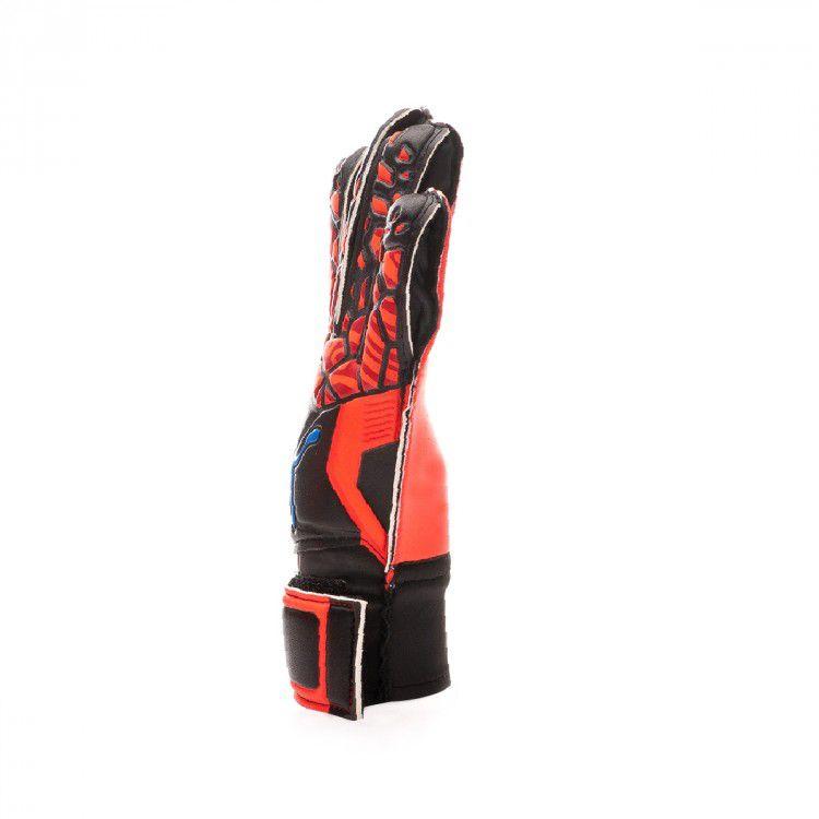 Luva de Goleiro Future Grip 19.4 (Vermelho e Preto) - Puma