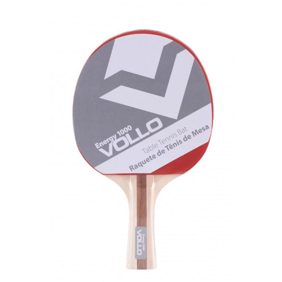 5b5c38f2e Raquete Tênis de Mesa Vollo - Energy 1000 - Rocha Esportes Uniformes e  Artigos Esportivos ...