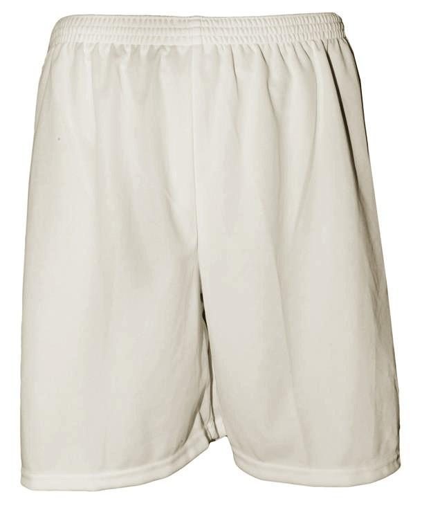 Uniforme Esportivo com 20 camisas modelo Milan Royal/Branco + 20 calções modelo Madrid Branco + 1 Goleiro + Brindes