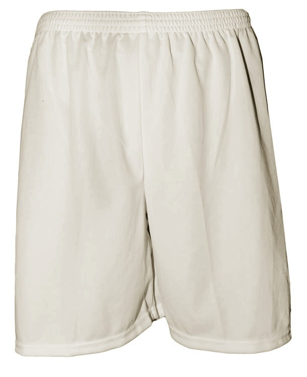 Uniforme Esportivo com 20 camisas modelo Milan Royal/Branco + 20 calções modelo Madrid Branco + Brindes