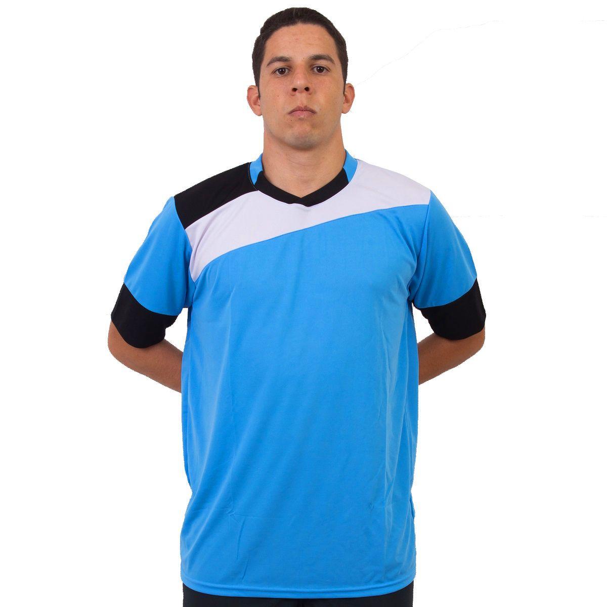 Uniforme Esportivo Modelo Sporting 14 Camisas Ref 9247