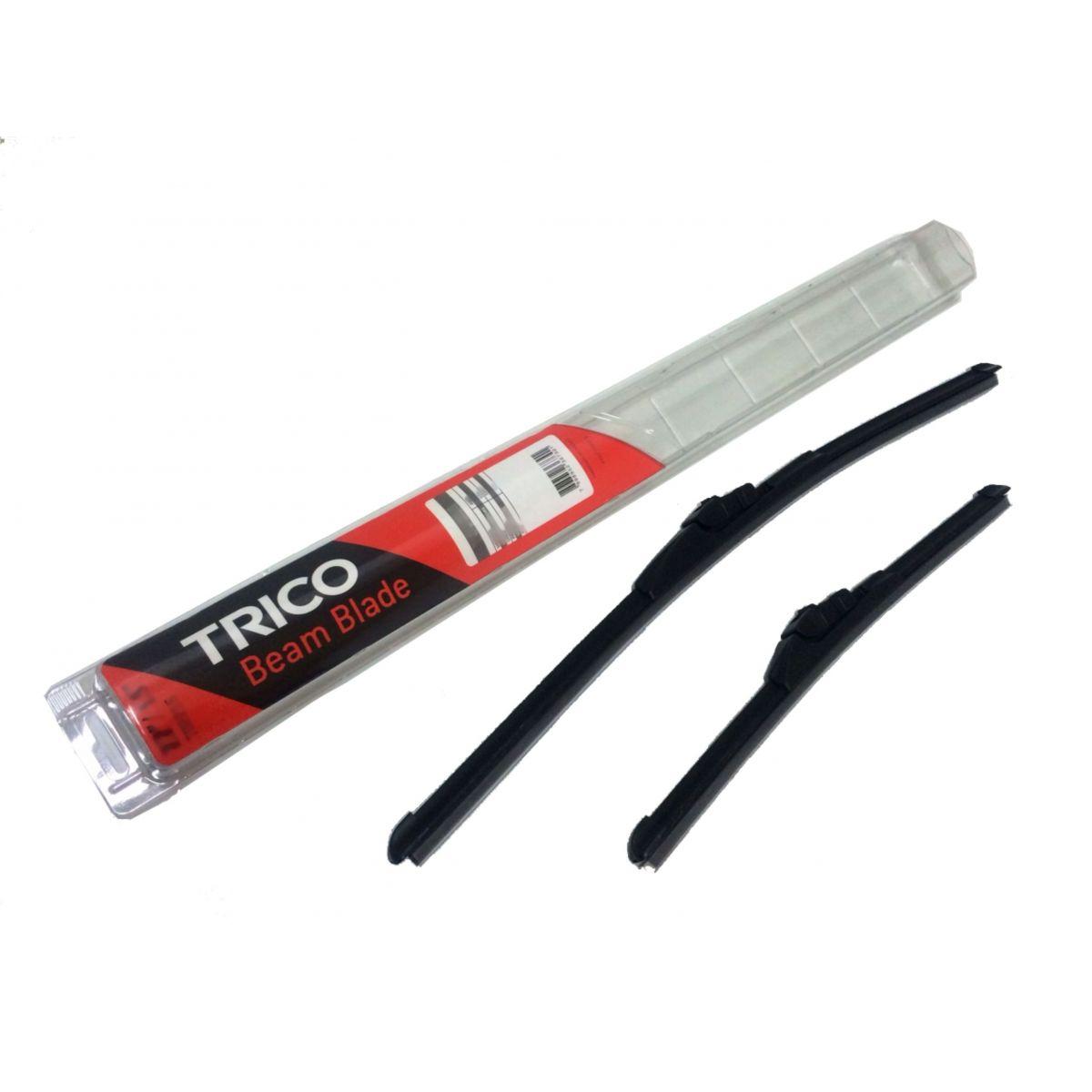 PROMOÇÃO Par Palheta Limpador Parabrisas Trico Beam Blade Sd3 Agile Montana 2012 em diante S 10 Trailblazer To2118