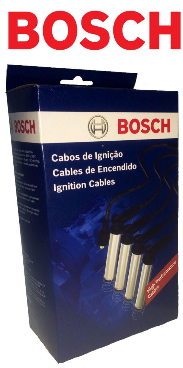Cabos Bosch Fiesta Ka Ecosport 1.0 1.6 Zetec Rocam F00099C076 consulte aplicação