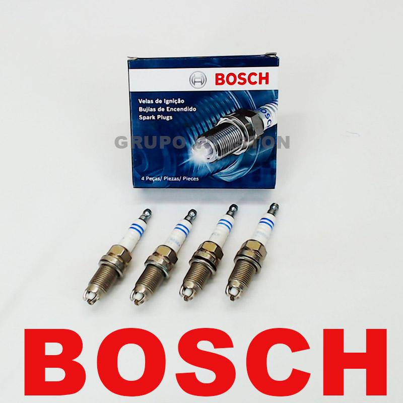 Velas Bosch Fox 1.0 1.6 Gol Polo 1.6 8v Gasolina consulte F000KE0P26 a aplicação