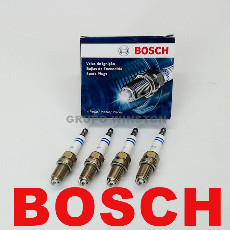 Velas Bosch Palio Siena Strada 1.6 16v Gasolina F000KE0P03 consulte aplicação