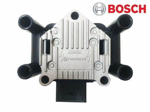 Bobina Ignição Bosch Fox Gol Golf Polo F000zs0210