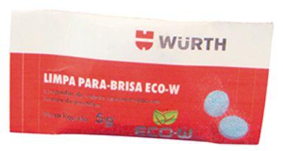 Wurth Limpa Para-brisa Pastilha Eco-w Efervescente