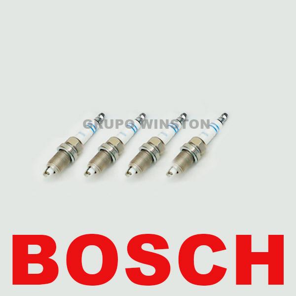 Jogo De 4 Velas Bosch 0242236542 Honda Accord Civic Crv