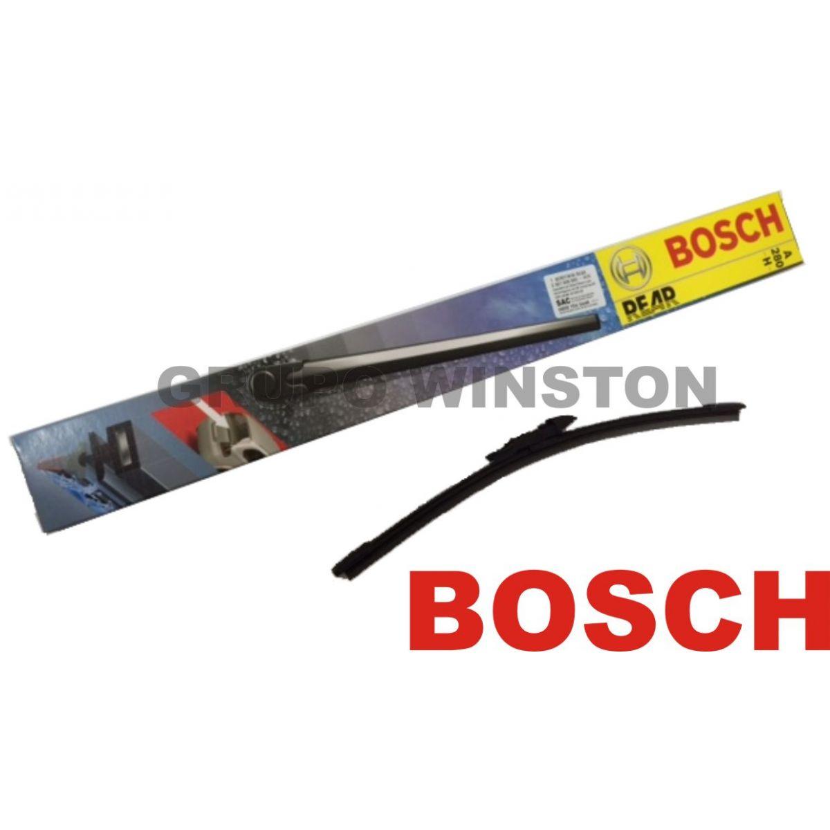 Palheta Traseira Bosch Aerotwin BMW Serie 1 Mini Cooper S Clubman A280H