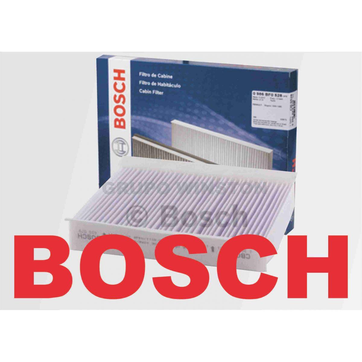 Filtro Ar Condicionado Bosch Fiat Linea Punto