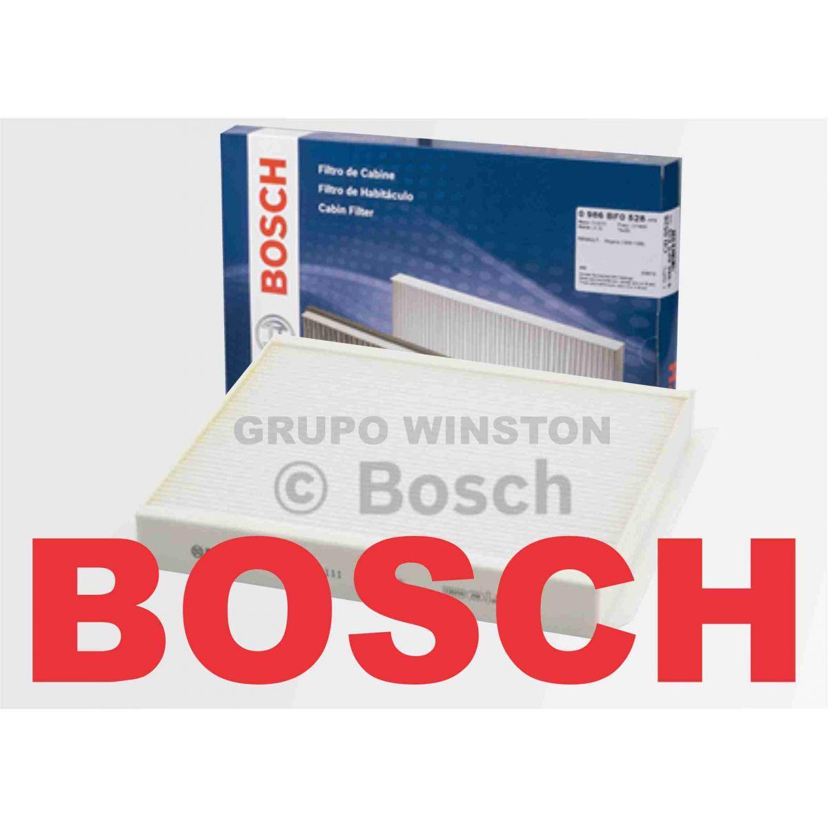 Filtro Ar Condicionado Bosch Honda Civic Crv