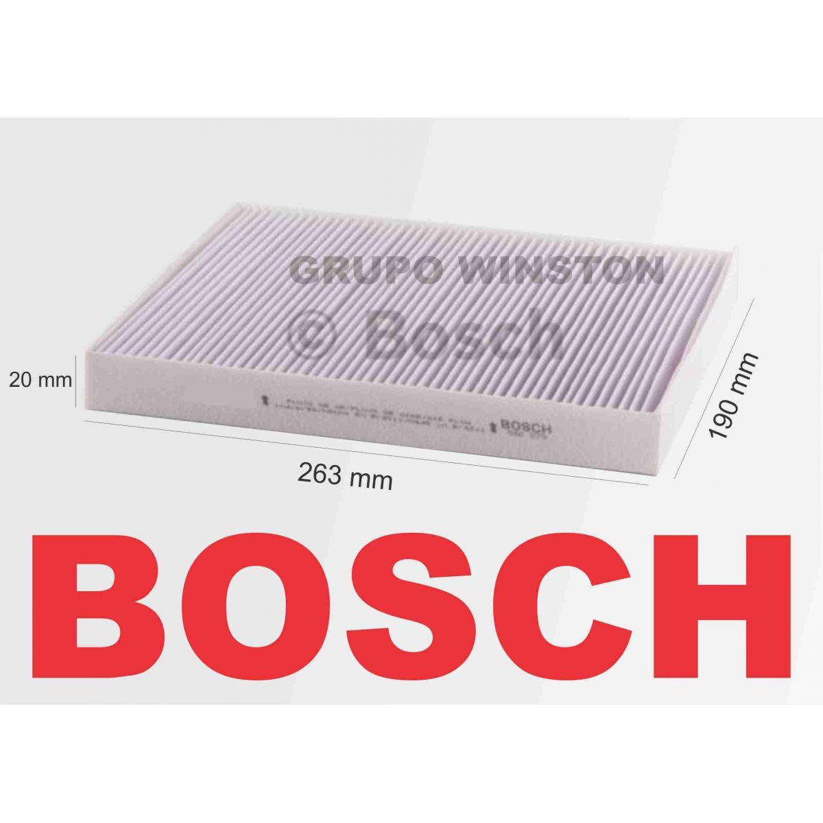 Filtro Ar Condicionado Bosch Nissan Sentra