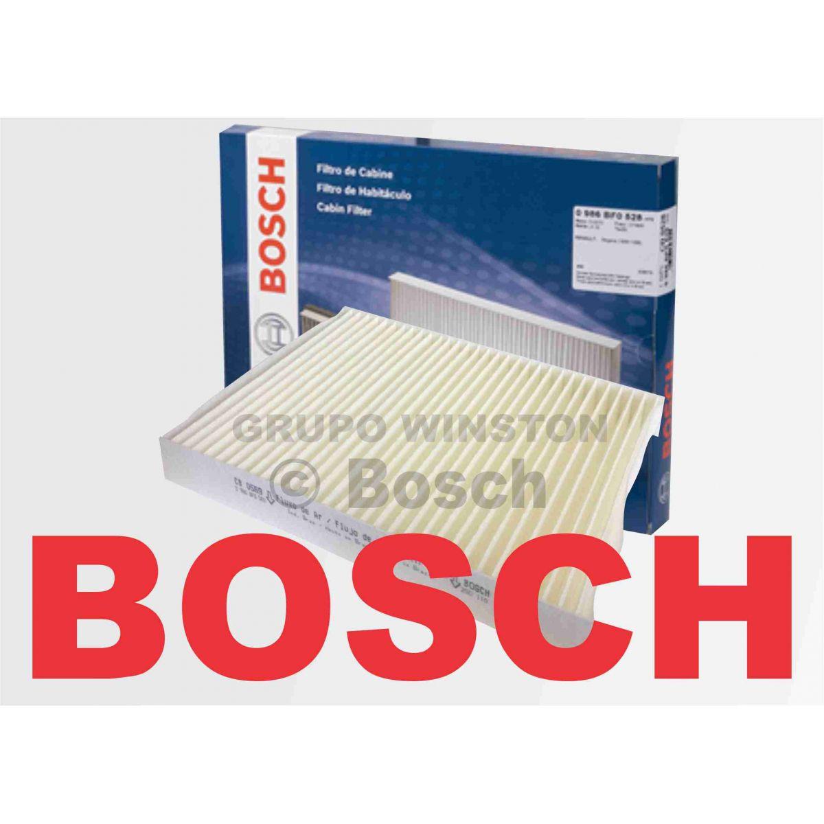 Filtro Ar Condicionado Bosch Veracruz