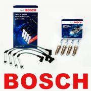 Kit Cabos E Velas Bosch Celta Corsa Classic Prisma S10 Flex F00099C012 | F000KE0P32 consulte a aplicação