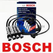 Cabos Bosch Onix 1.0 Prisma 1.0 2013 em diante F00099C612 consulte aplicação