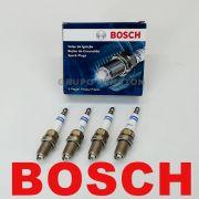 Velas Bosch Fiat Palio Fiasa 1.0 Gasolina 96/01 F000KE0P02 (SP02) (FR7D+) consulte aplicação