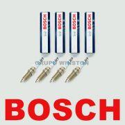Velas Bosch Livina, March, Sentra, Tiida, Fluence consulte a aplicação - 0242135524
