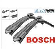 Palheta Bosch Aerotwin Plus Limpador de para brisa Bosch Chevrolet Omega III 2007 em diante
