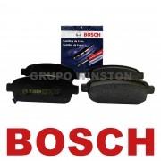 Jogo Pastilha Freio Dianteira Bosch Nissan March Versa