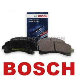 Jogo Pastilha Freio Dianteiro Bosch Gm Trailblazer S10 2.4 2.8 3.6 2011 2012 2013 2014 2015 2016 2017 2018